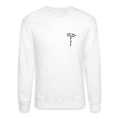 Classic Logo (Black) - Unisex Crewneck Sweatshirt