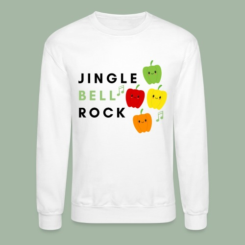 Jingle Bell Rock - Unisex Crewneck Sweatshirt