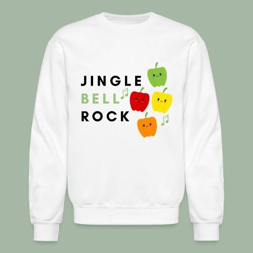 Jingle Bell Rock - Unisex Crewneck Sweatshirt
