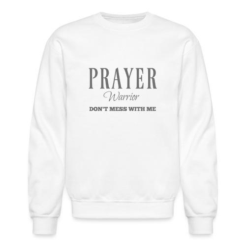 Prayer Warrior - Crewneck Sweatshirt