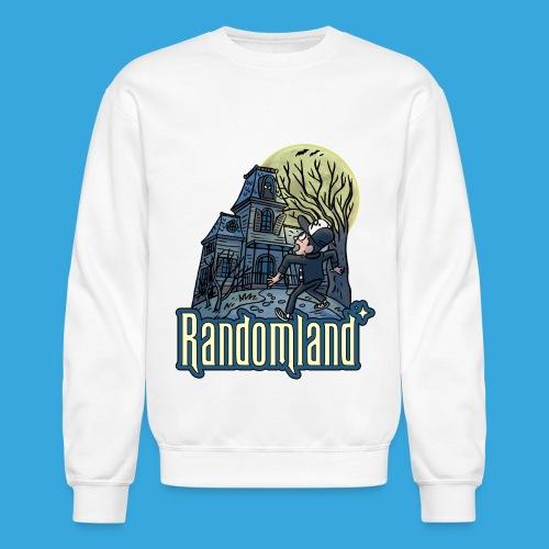 Randomland Haunted House - Crewneck Sweatshirt