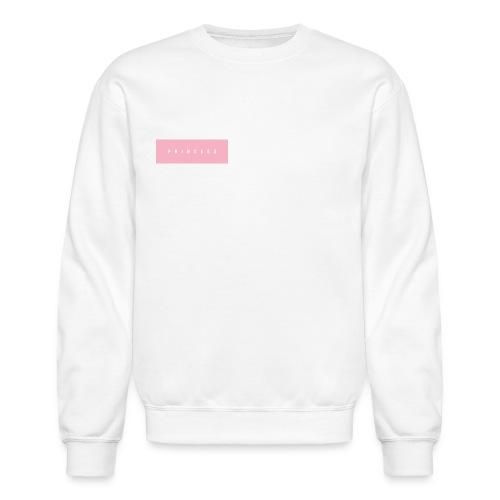 \ princess logo sweat shirl - Crewneck Sweatshirt