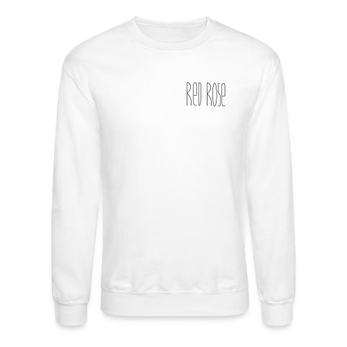 redroses simplistic logo - Crewneck Sweatshirt