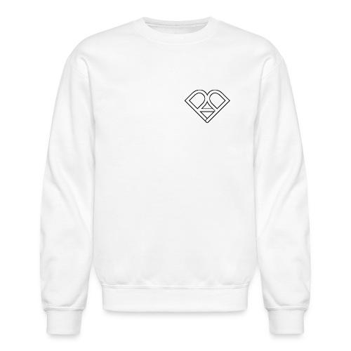 Riggi & Piros Heart - Unisex Crewneck Sweatshirt