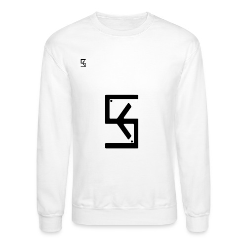 Soft Kore Logo Black - Crewneck Sweatshirt