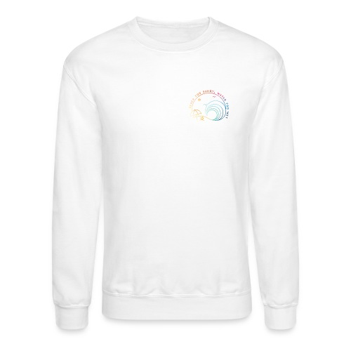 Beach Too Sandy - Crewneck Sweatshirt