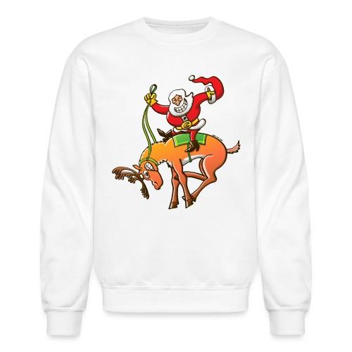 Christmas Rodeo - Crewneck Sweatshirt