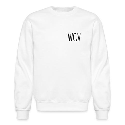 WGV Black Logo - Crewneck Sweatshirt