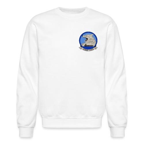 VAQ 142 CREST png - Crewneck Sweatshirt
