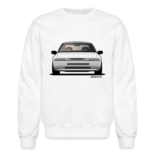 Subaru Alcyone SVX Modern JDM Icon Sticker - Crewneck Sweatshirt