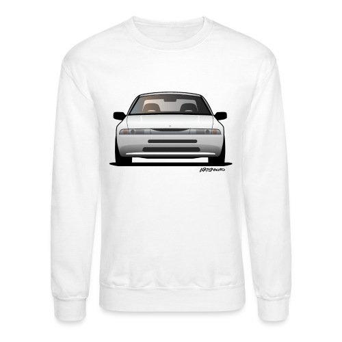 Subaru Alcyone SVX Modern JDM Icon Sticker - Unisex Crewneck Sweatshirt