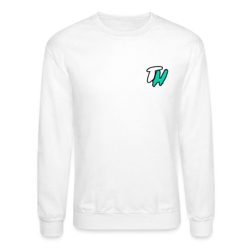 TH Logo - Unisex Crewneck Sweatshirt