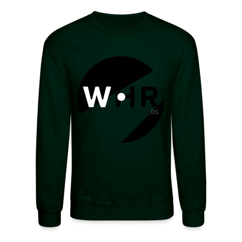 White Horse Records Logo - Unisex Crewneck Sweatshirt