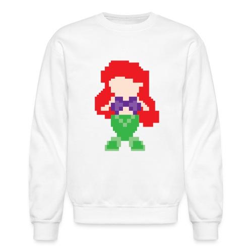 pixelmermaid - Unisex Crewneck Sweatshirt