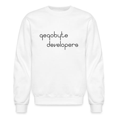 Black Logo - Crewneck Sweatshirt