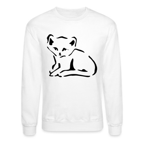 Kitty Cat - Crewneck Sweatshirt