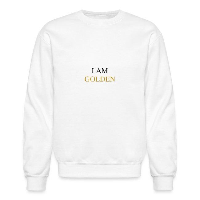 "DemiGod - ""I Am Golden"" (White)"