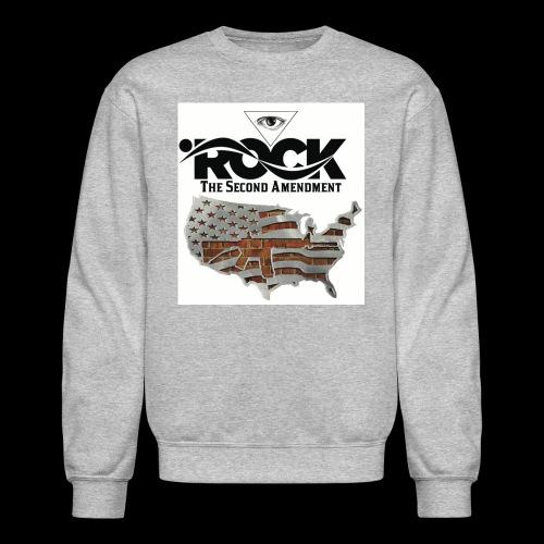 Eye Rock the 2nd design - Crewneck Sweatshirt