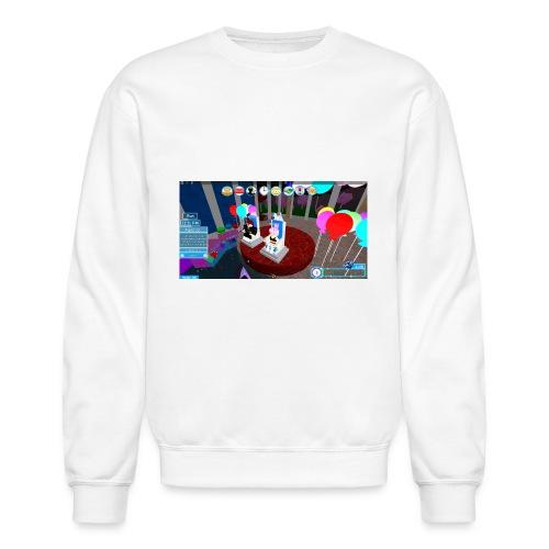 prom queen - Unisex Crewneck Sweatshirt