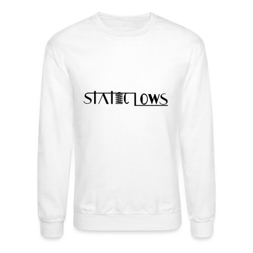 Staticlows - Crewneck Sweatshirt