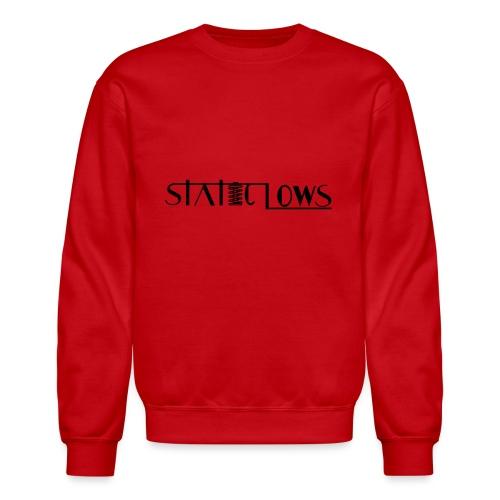Staticlows - Crewneck Sweatshirt