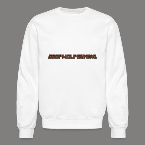 DropWolfGaming - Crewneck Sweatshirt