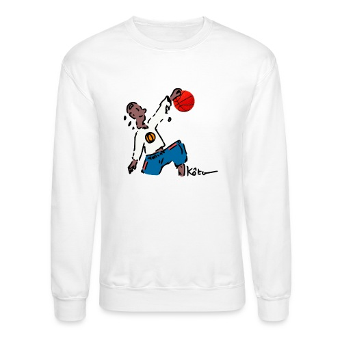 Basketball - Unisex Crewneck Sweatshirt