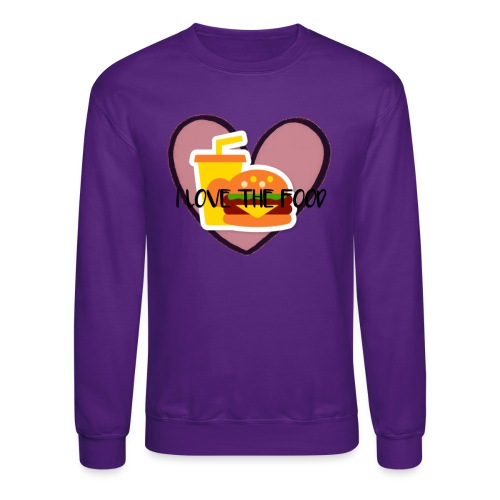 Food - Crewneck Sweatshirt