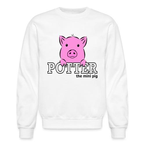 Potter's Logo - Unisex Crewneck Sweatshirt