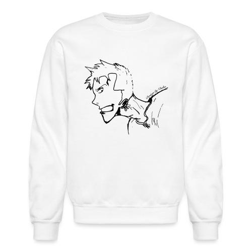 Design by Daka - Unisex Crewneck Sweatshirt