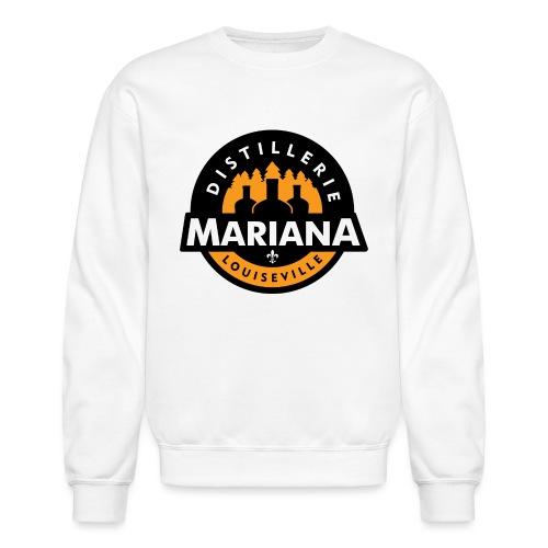 Distillerie Mariana T-Shirt Homme - Crewneck Sweatshirt