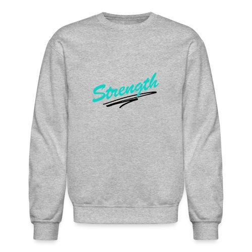 Strength Tank - Crewneck Sweatshirt