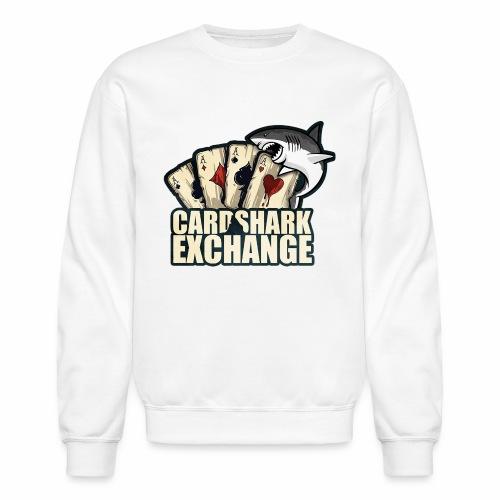 Card Shark 1 - Crewneck Sweatshirt