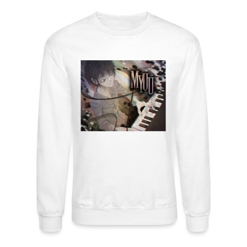 Dark Piano 1 - Crewneck Sweatshirt