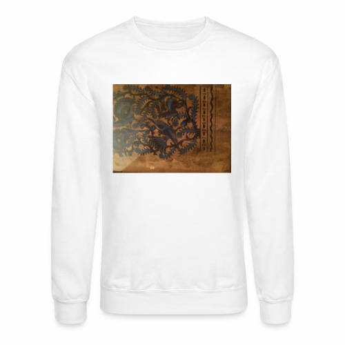 Dilfliremanspiderdoghappynessdogslikeitverymuchtha - Crewneck Sweatshirt