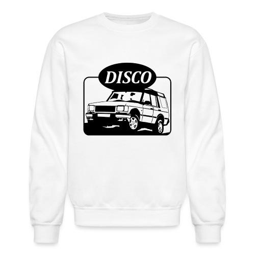 Land Rover Discovery illustration - Unisex Crewneck Sweatshirt