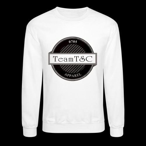 TeamTSC Badge - Unisex Crewneck Sweatshirt