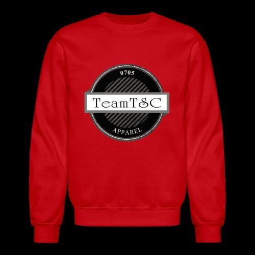 TeamTSC Badge - Crewneck Sweatshirt