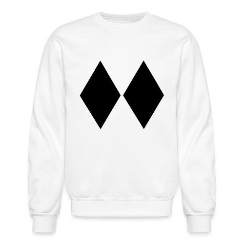 Double Black Diamond - Crewneck Sweatshirt