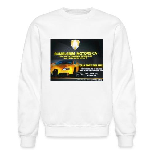 BUMBLEBEE MOTORS - Crewneck Sweatshirt