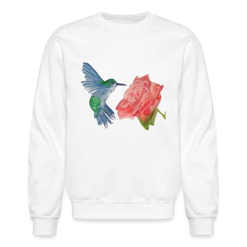 Hummingbird - Unisex Crewneck Sweatshirt