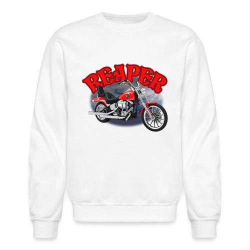 Motorcycle Reaper - Crewneck Sweatshirt