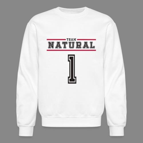 Team Natural 1 - Crewneck Sweatshirt