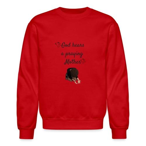 Praying Mother - Crewneck Sweatshirt