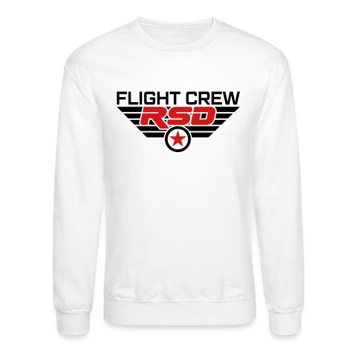 RSD Flight Crew - Unisex Crewneck Sweatshirt