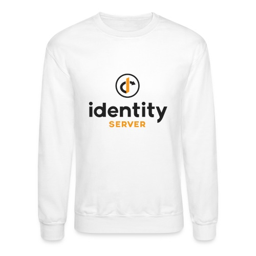 Idenity Server Mug - Unisex Crewneck Sweatshirt