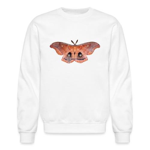 RED LUNA MOTH - Crewneck Sweatshirt