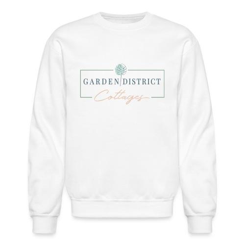 Garden District Cottages Pensacola - Crewneck Sweatshirt