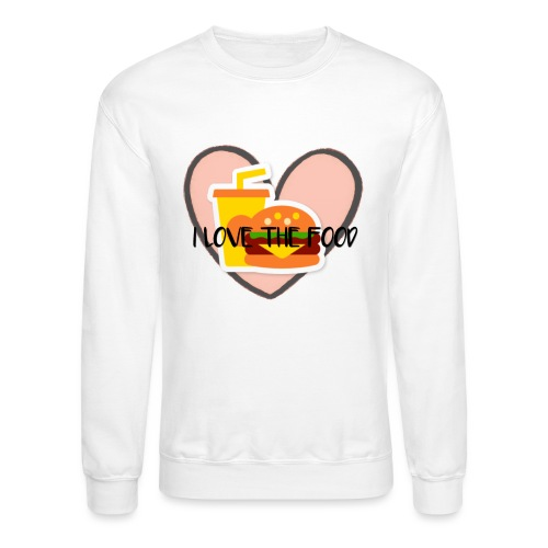 Food - Crewneck Sweatshirt
