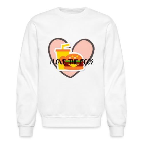 Food - Unisex Crewneck Sweatshirt